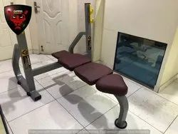 Gamma Fitness Flat Bench Press