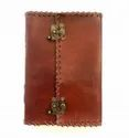 Side  Stitched Leather Latch