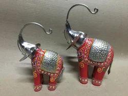 Handicraft Elephant Showpiece