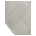 White Plain Polyester Bag Making Fabric