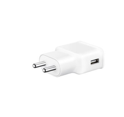 White Samsung Travel Adapter 10W Charger