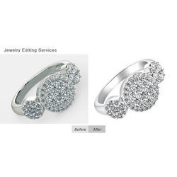 Jewelry Editing Services