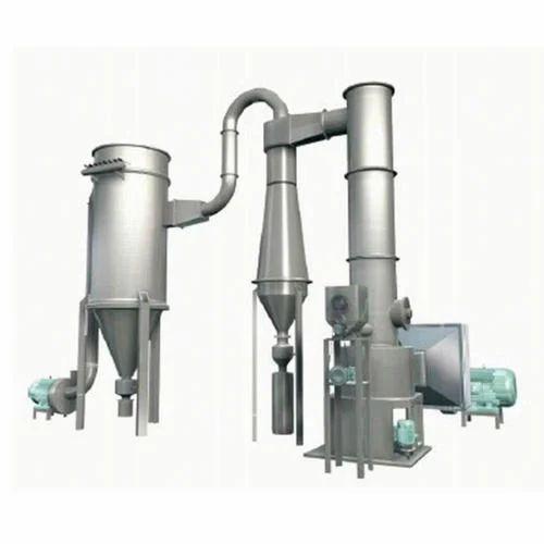 Flash Dryer Machines - Single Pass Flash Dryers Exporter from Ludhiana