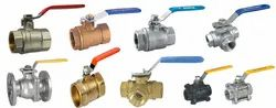 J.P.Metals Ball Valve Fittings, For Industrial