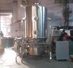 PRATHAM Stainless Steel Fluid Bed Dryer FBD GMP
