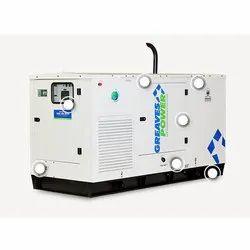 125 kVA Greaves Diesel Generator Set