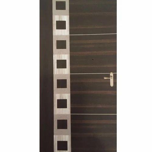 Wood Brown Mica Door, Rs 100 /square feet, Entry Ways Doors ... on