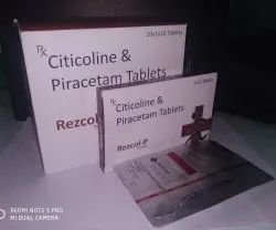 Citicoline Piracetam Tablets