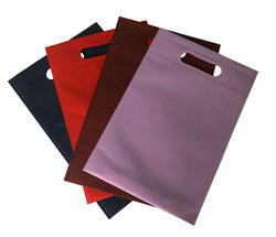 Non Woven Carry Bag, Size: 9 X 12 To 14 X 18 Inch
