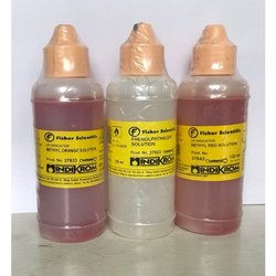 pH Indicator Methyl Orange Solution