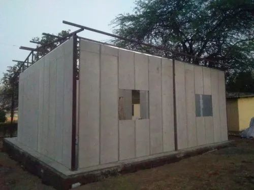 CEMENT BOARD PARTITION