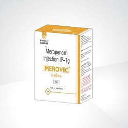 1g Meropenem Injection IP