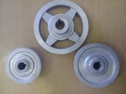 Aluminum Pulleys
