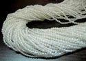 Ceylon Moonstone Rondelle Beads