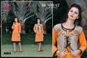 Cotton Embroidery Designer Kurti