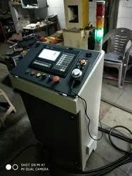 CNC Lathe Turning Machine Control Panel