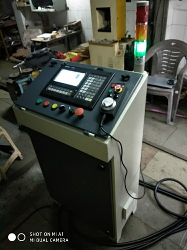 CNC Lathe Turning Machine Control Panel