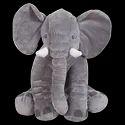 Grey Soft Toys 60 Cms Elephant, For Preschool Use / Personal Use