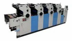 Four Colours Offset Printing Machine