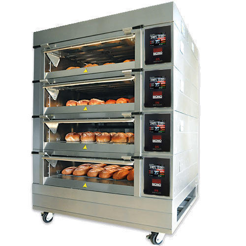 Electric Deck Bakery Oven, for Chips