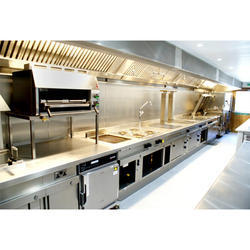 Restaurant Kitchen Planning &  Designing Services