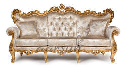 Antique Wooden Royal Sofa Set By Aarsun