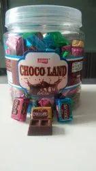 abhi Round chocoland chocklate