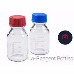 La Reagent Bottles