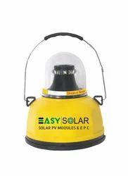 Plastic Solar LED Lantern