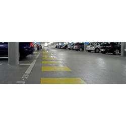 Parking Deck Epoxy Flooring Service