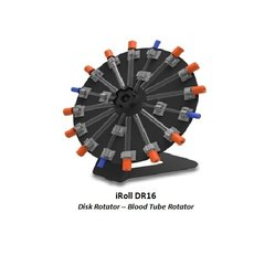 iRoll DR16 Disk Rotator - Blood Tube Roller - Neuation