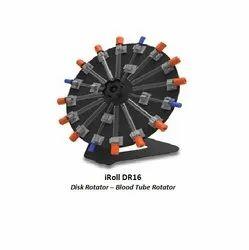 iRoll DR16 Disk Rotator - Blood Tube Roller - Neuation