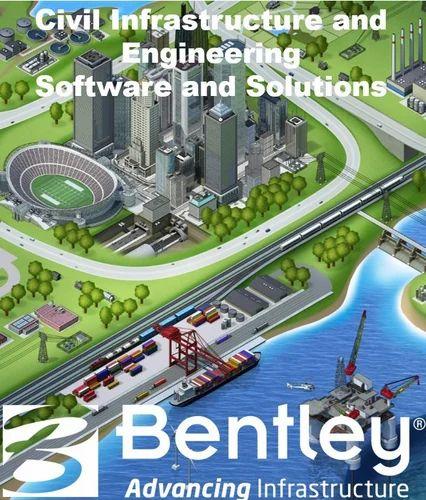Bentley Software, Civil Infrastructure And Engineering