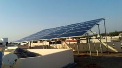 Rooftop Solar System Project