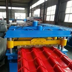 Metal Corrugated Profile Sheet Making Machine