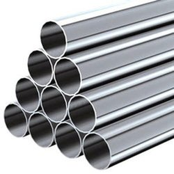 Round 202 Stainless Steel Pipe, Size 2 inch