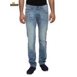 Radio Jockey Mens Stretchable Denim Jeans, Waist Size: 32