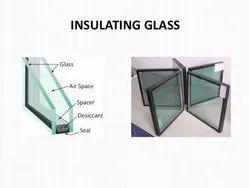 Insulating Glass, Size: 1 Sqmtr