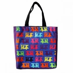 Multi Color Canvas Bags