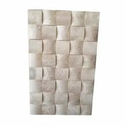 Stone Mosaic Tile For Wall Cladding, Thickness: 1-5 Mm, Size: 15x60 Cm