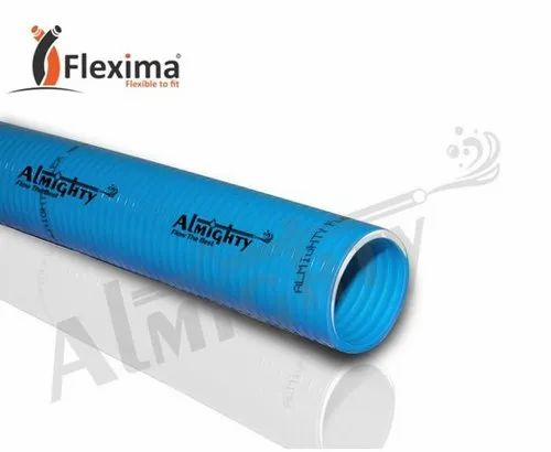 PVC Heavy Duty Blue Suction Hose Pipe