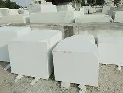 Nijarna White Marble Tiles, Thickness: 16 mm, Unit Size: 6