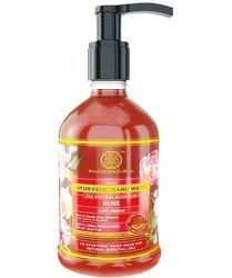 Handwash Khadi Natural Ayurvedic Anti Germ Rose