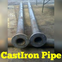 Cast Iron Earthing Electrode
