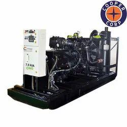 Cooper 7.5 kVA CNG Gas Generator, 240 V