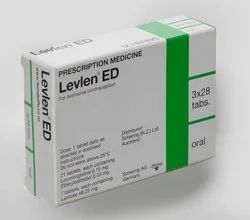 Levlen ED Tablet