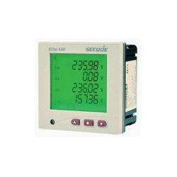 Secure Multi-Line Three-Phase Panel Meter, Elite 440