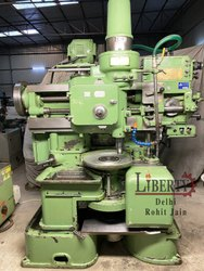 Lorenz SJ5 Gear Shaping Machine