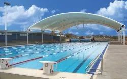 Swimming Pool Tensile Sheds