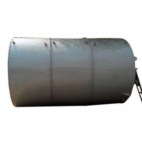 MS Oil Storage Tanks, Capacity: 1000L-10000L
